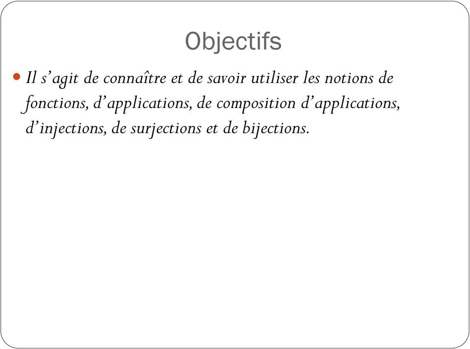 applications, de composition d