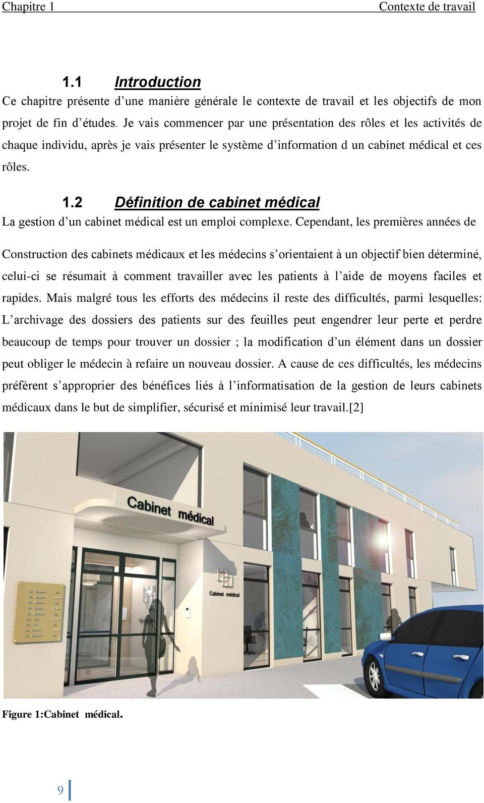 R publique alg rienne d mocratique et populaire universit abou bakr belkaid tlemcen facult - Cabinet medical republique ...