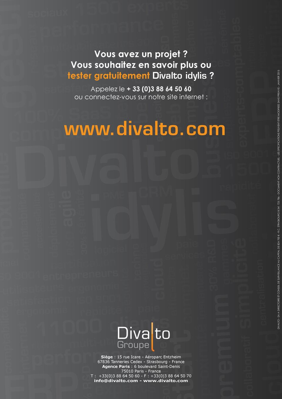 com DIVALTO - SA A DIRECT
