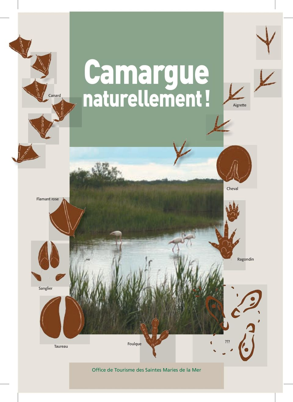 Camargue naturellement office de tourisme des saintes - Office tourisme sainte marie de la mer ...