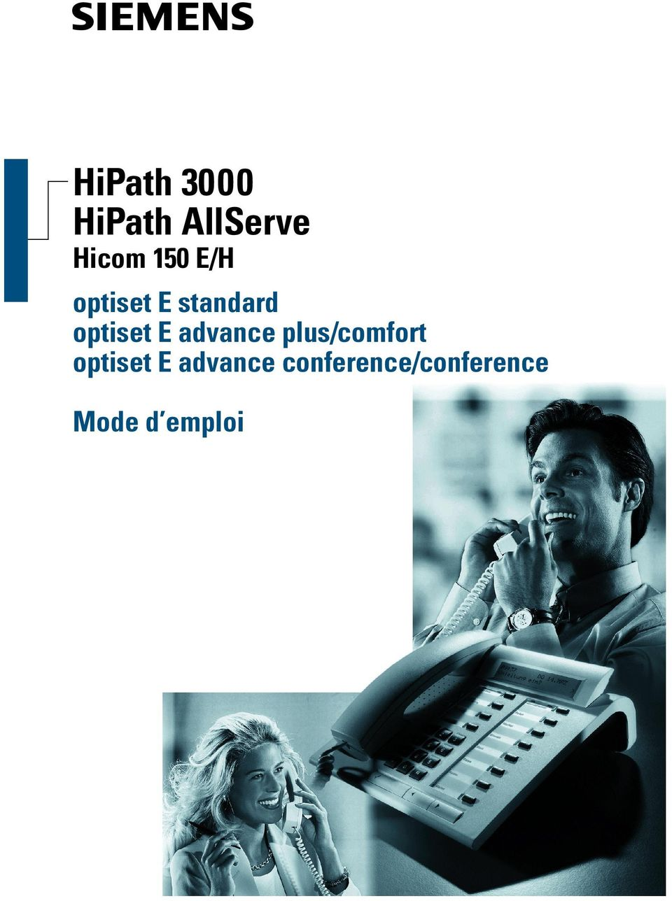 advance plus/comfort optiset E