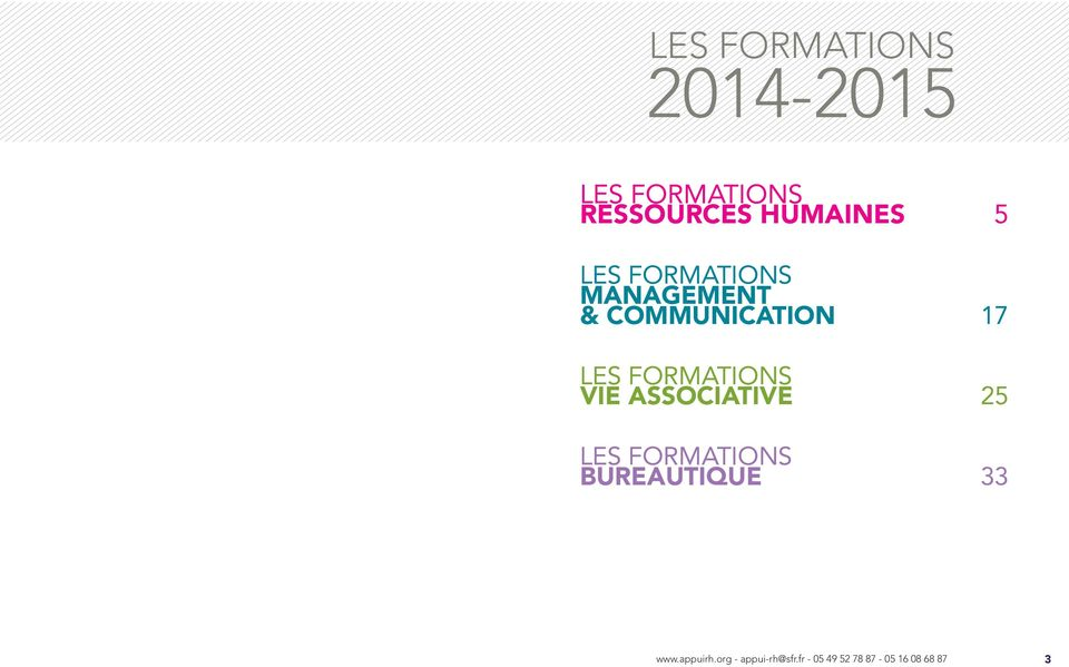 MANAGEMENT & COMMUNICATION 17 LES