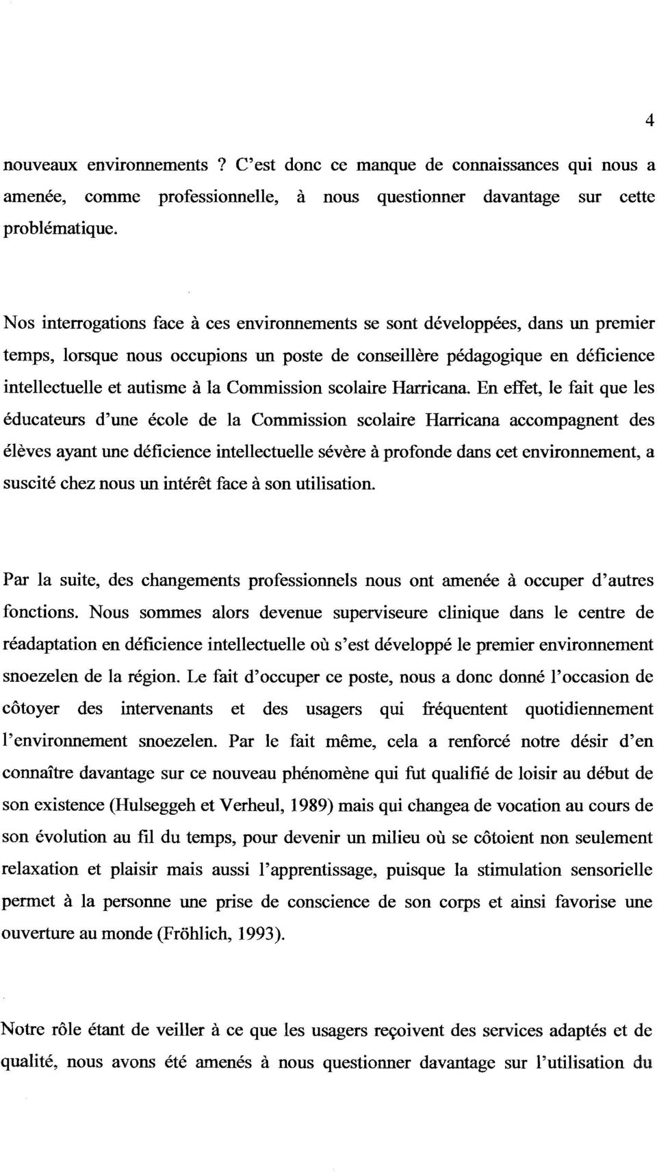 Commission scolaire Harricana.