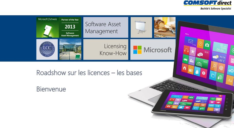 Know-How Roadshow sur