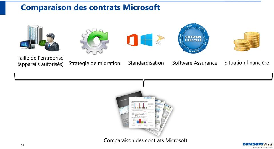 migration Standardisation Software Assurance