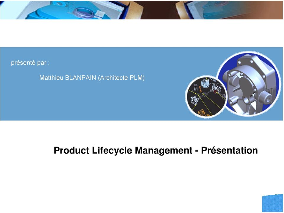 PLM) Product Lifecycle