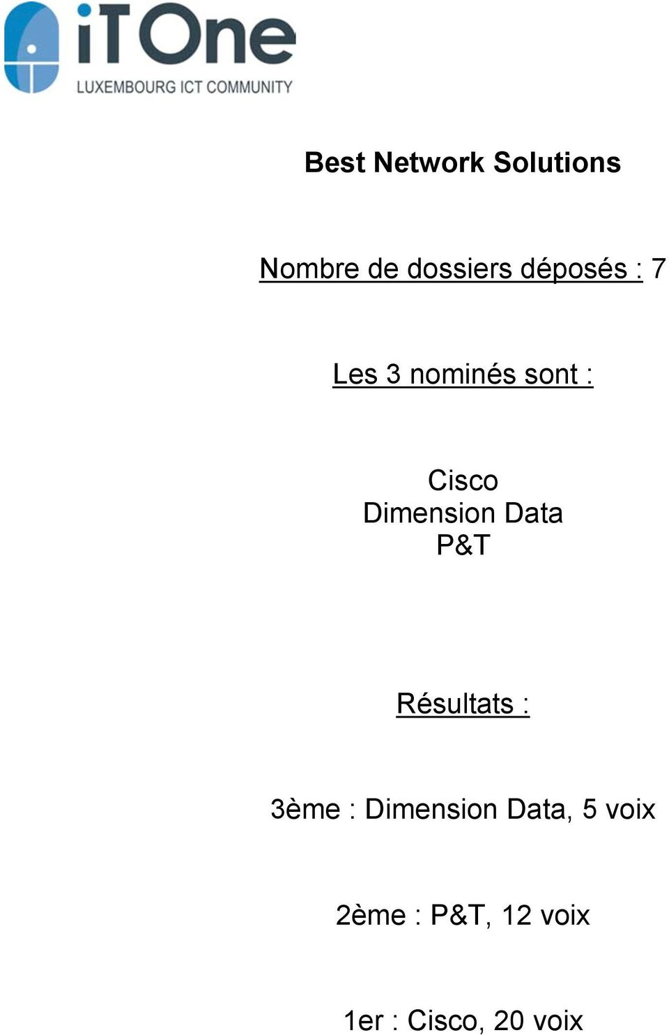 Data P&T 3ème : Dimension Data, 5
