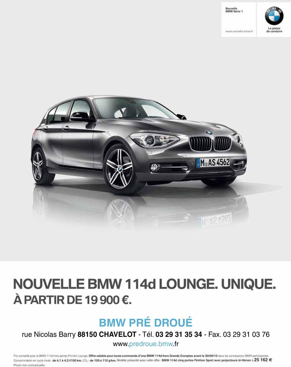 03 29 31 03 76 www.predroue.bmw.