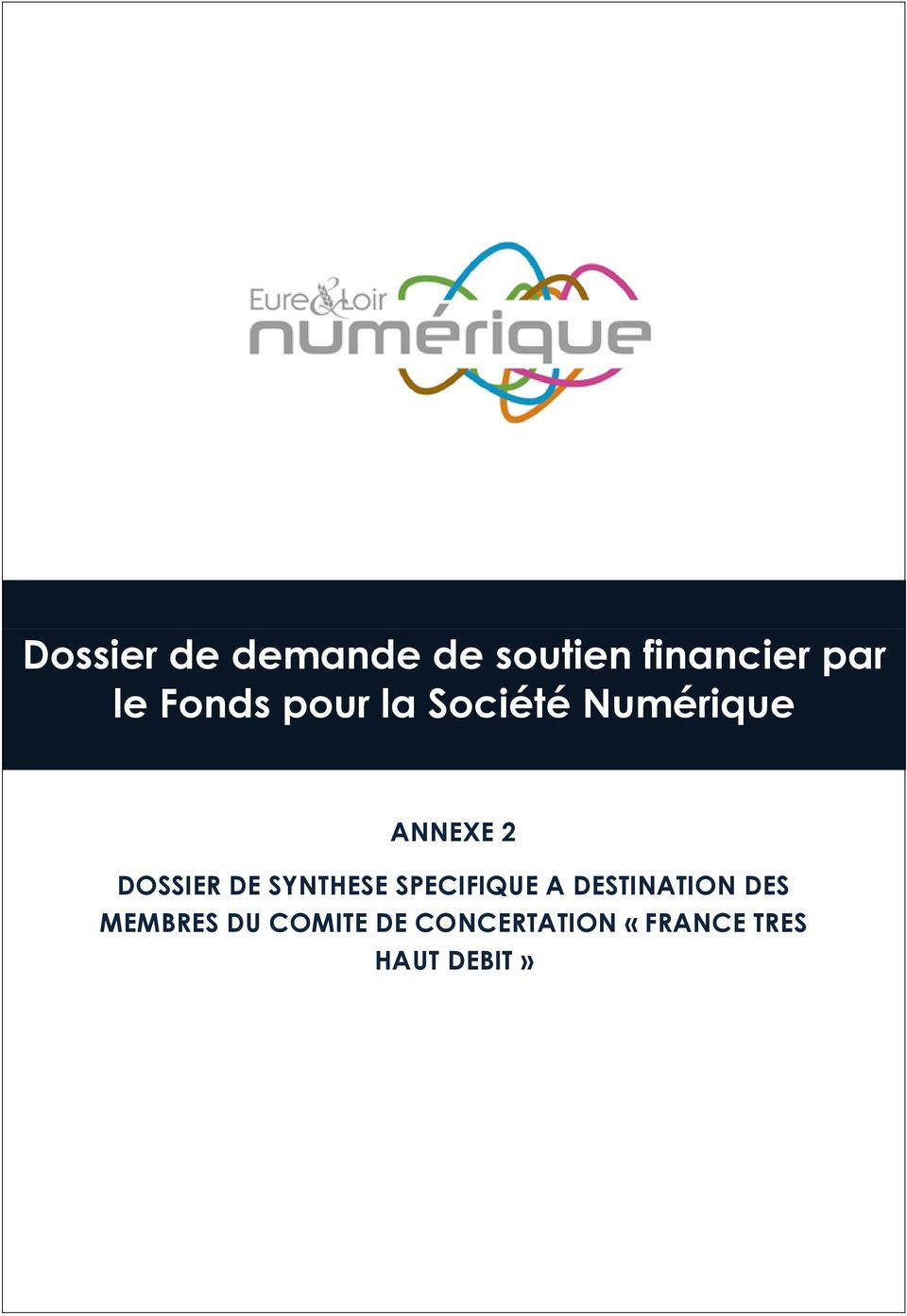 DE SYNTHESE SPECIFIQUE A DESTINATION DES MEMBRES