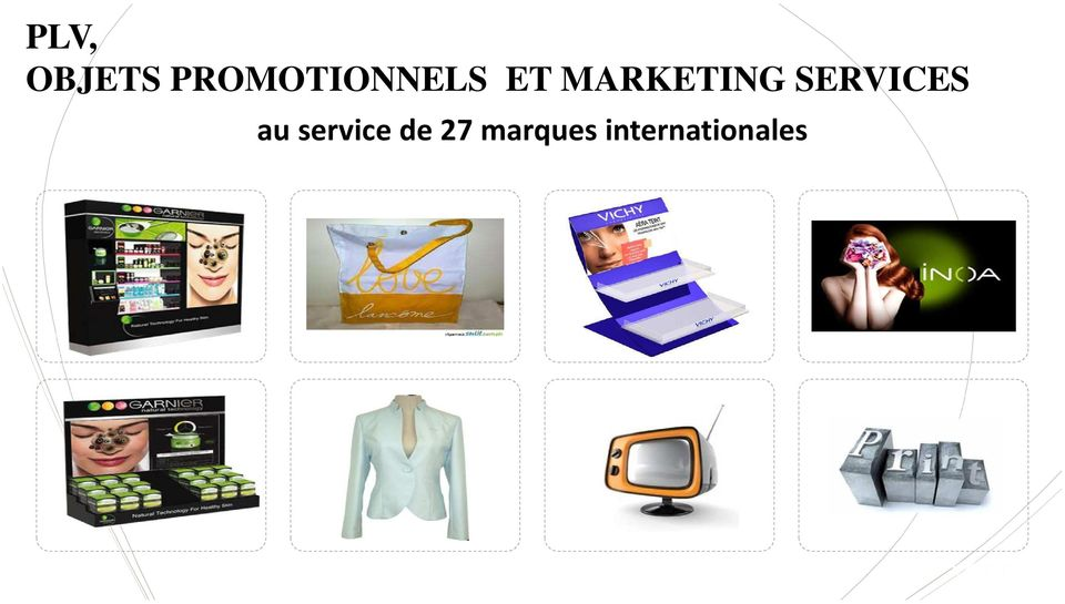 MARKETING SERVICES au
