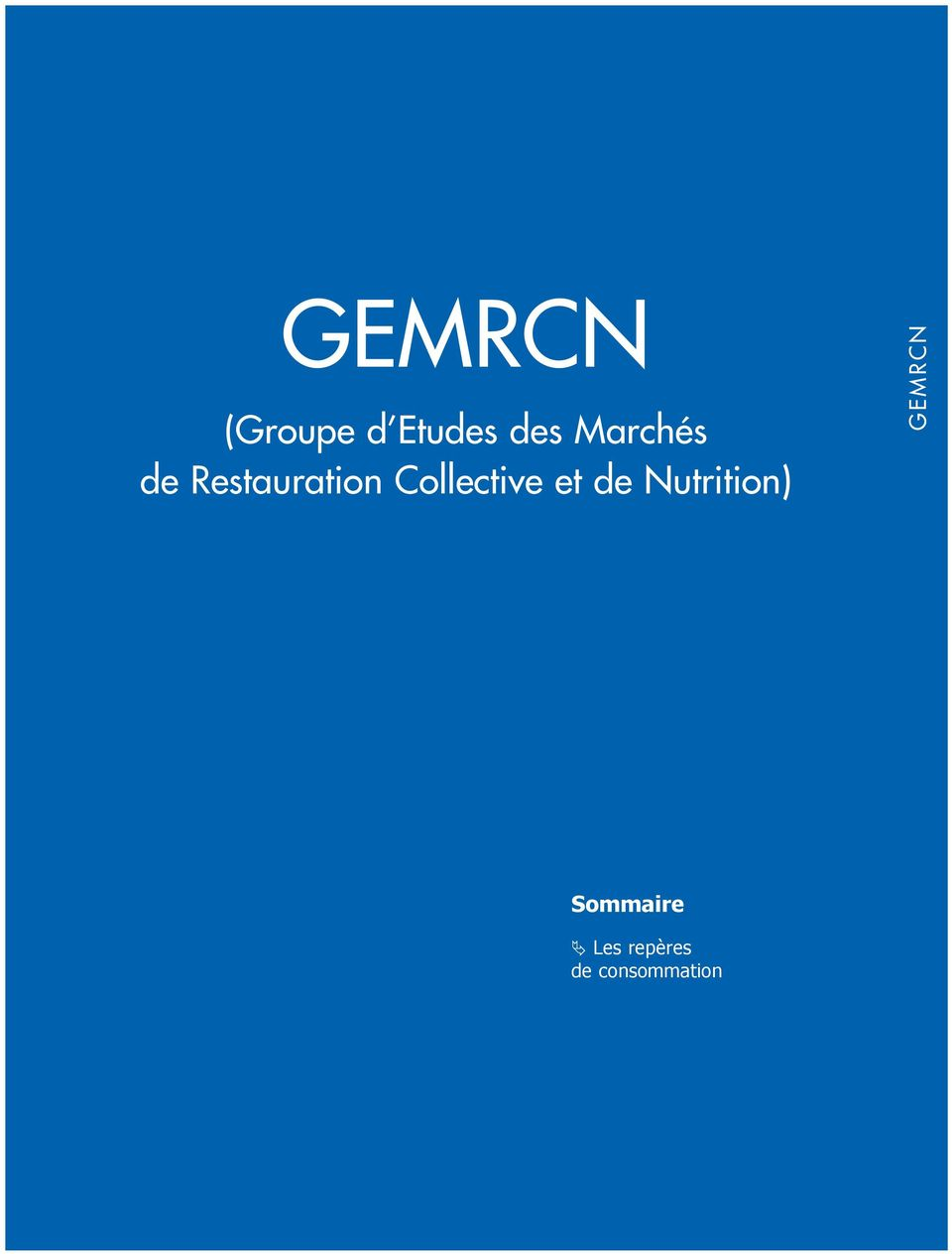 Collective et de Nutrition)