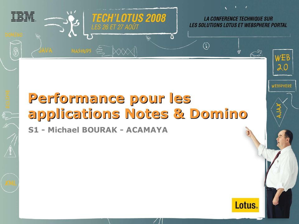 Notes & Domino S1 -