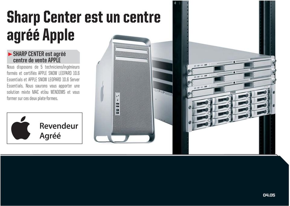 6 Essentials et APPLE SNOW LEOPARD 10.6 Server Essentials.