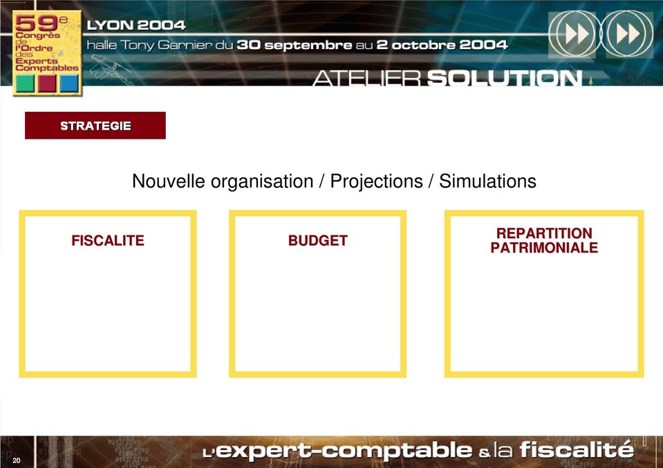 Simulations FISCALITE