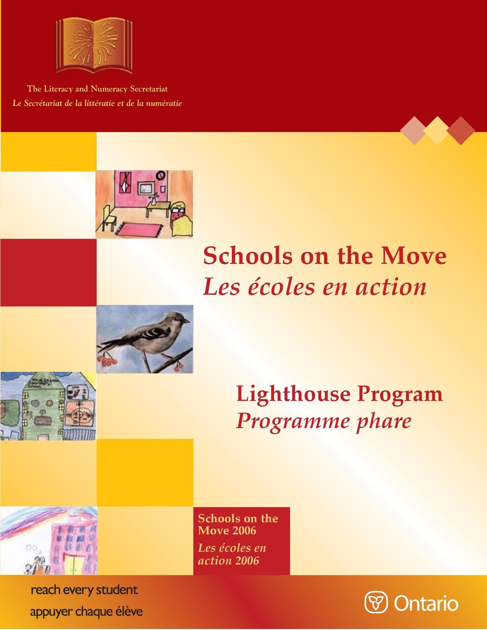 Move Les écoles en action Lighthouse Program
