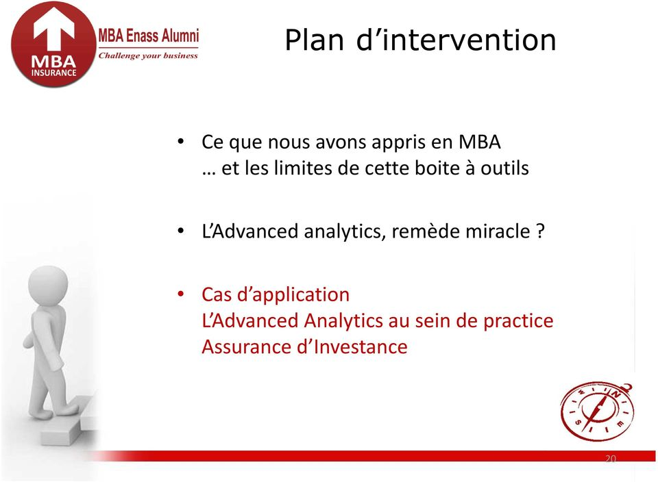 analytics, remède miracle?