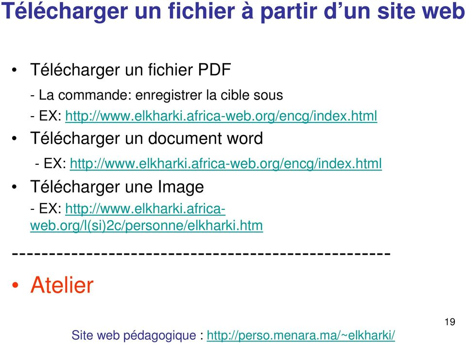 html Télécharger un document word - EX: http://www.elkharki.africa-web.org/encg/index.