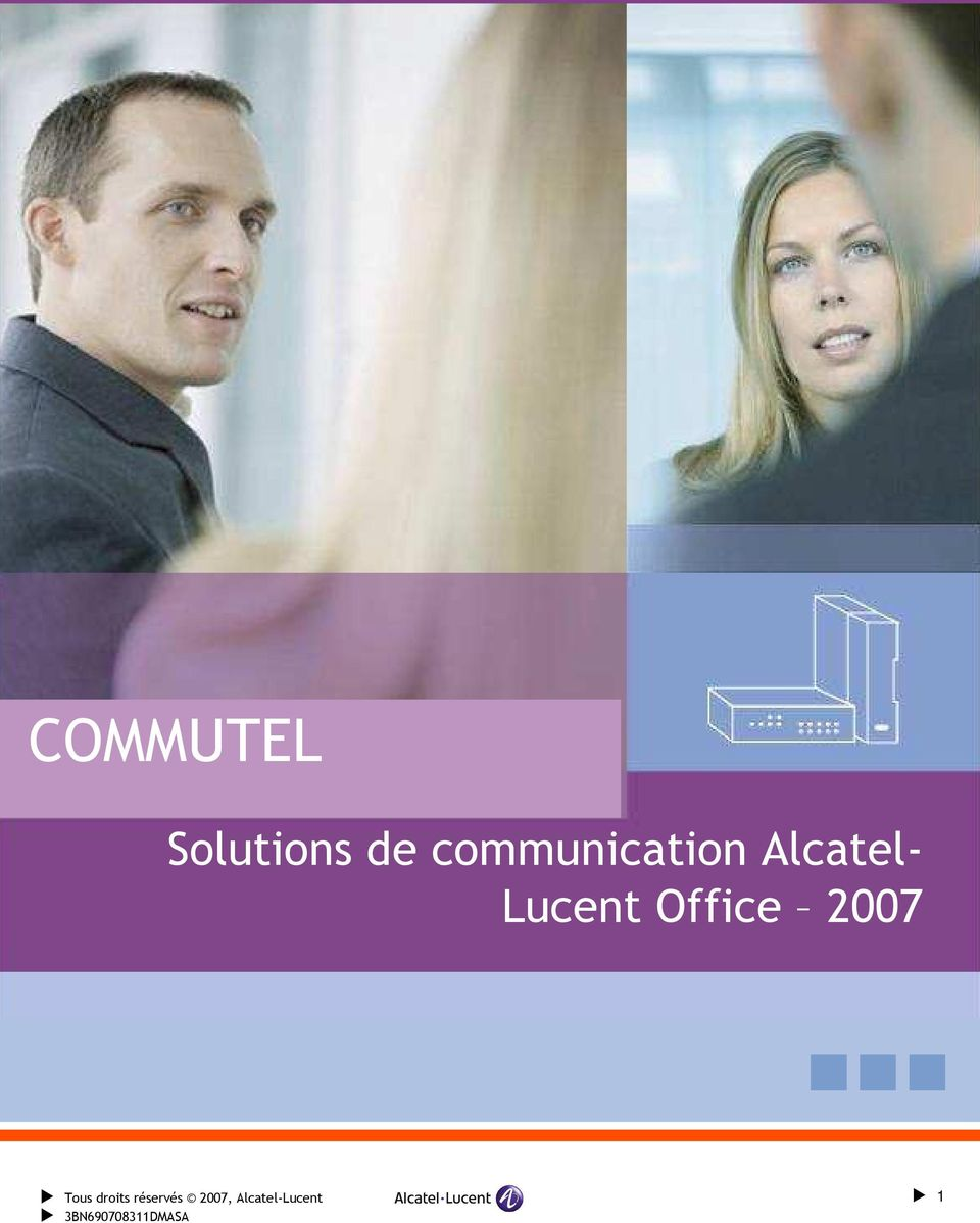 de communication