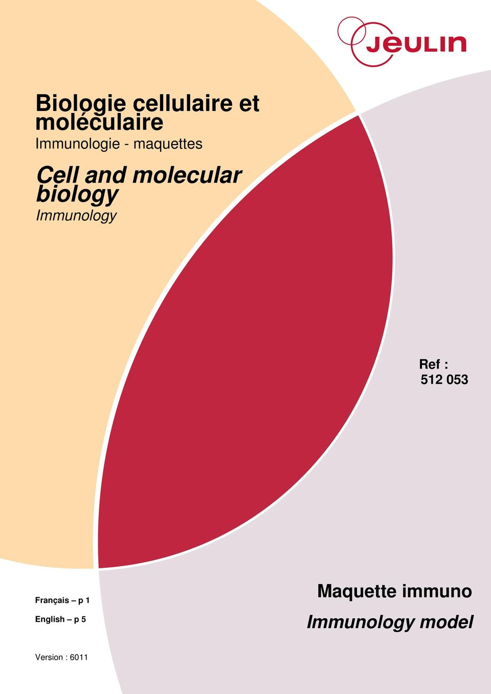 biology Immunology Français p 1 English p
