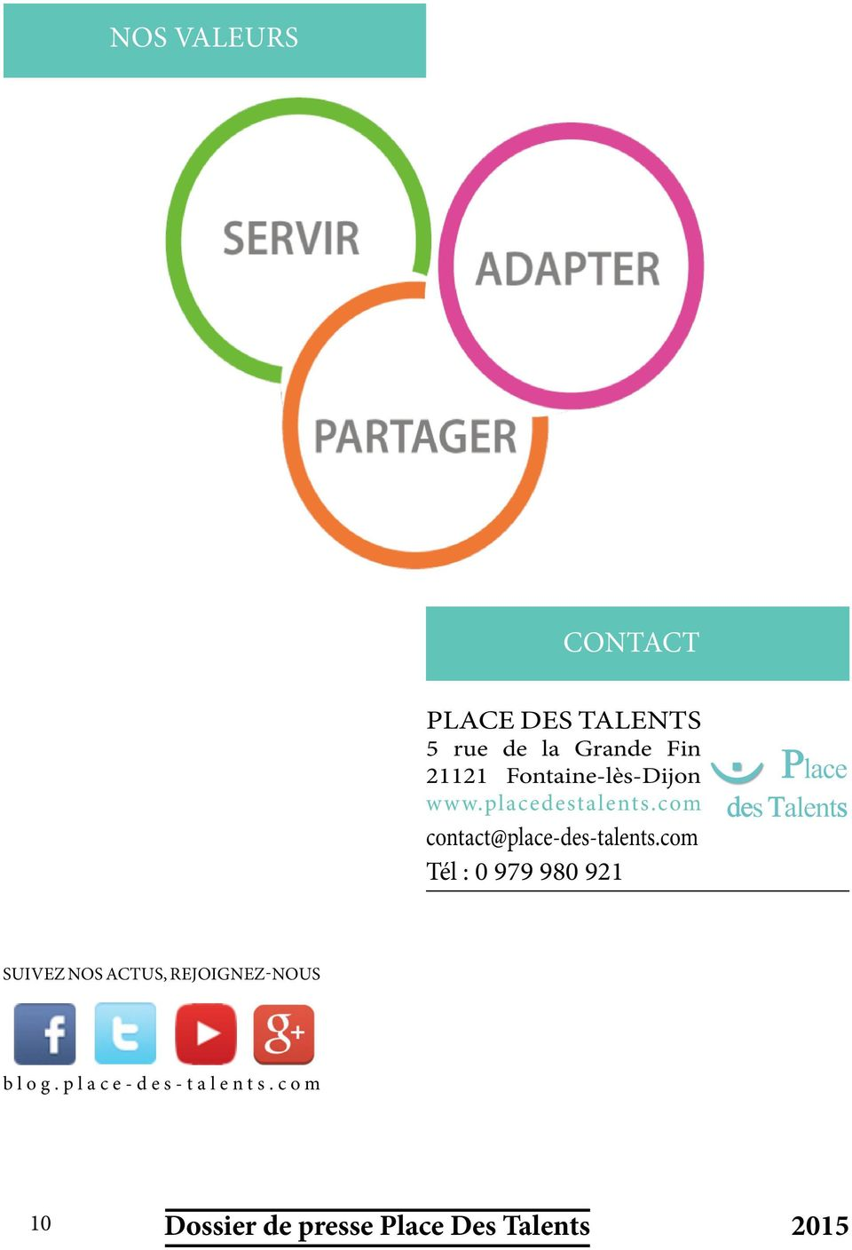 com contact@place-des-talents.