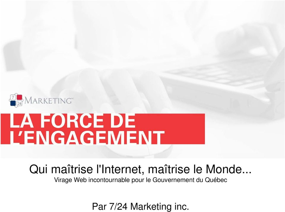 .. Virage Web incontournable