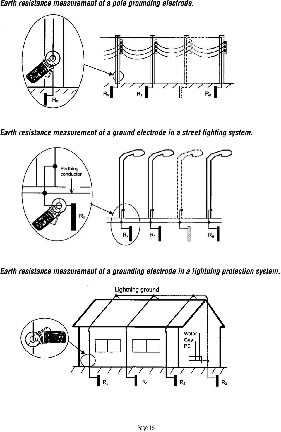 street lighting system.