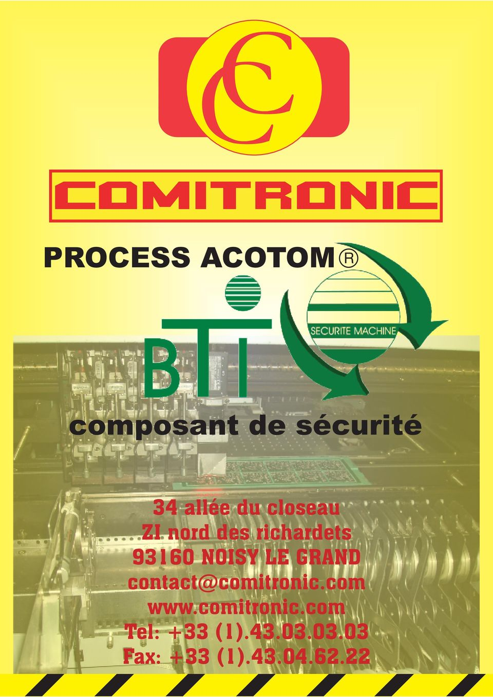 NOISY LE GRAND contact@comitronic.com www.