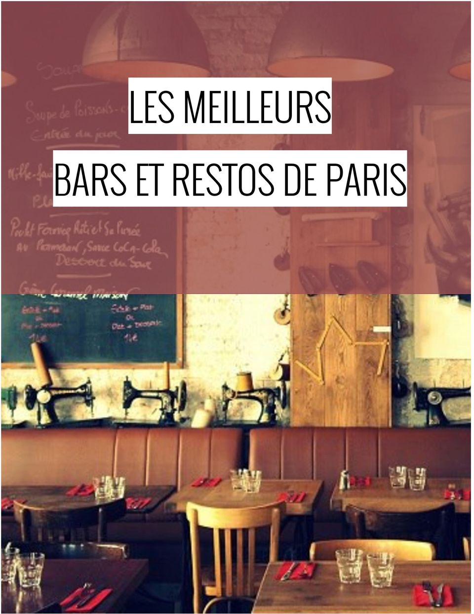 PARIS 1 Guide des