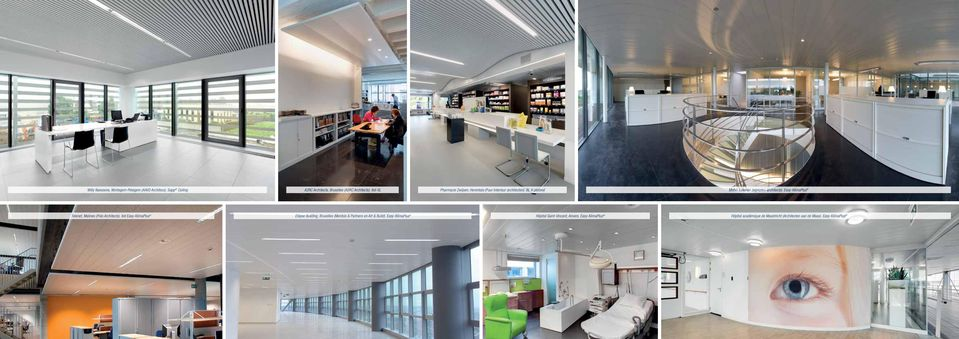 Easy-KlimaPlus Telenet, Malines (Polo Architects).
