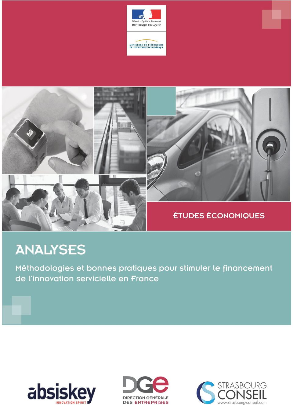 l innovation servicielle en France DIRECTION