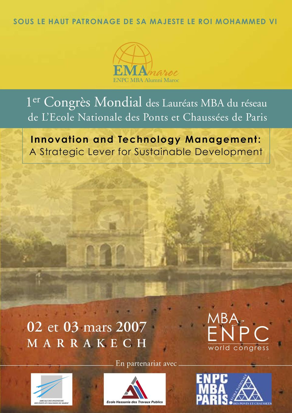 Innovation and Technology Management: A Strategic Lever for Sustainable