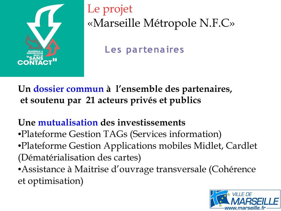 (Services information) Plateforme Gestion Applications mobiles Midlet, Cardlet