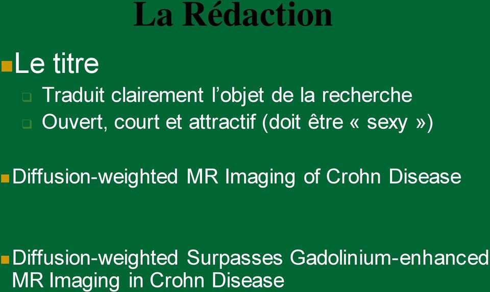 Diffusion-weighted MR Imaging of Crohn Disease