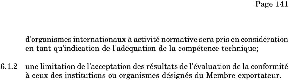 technique; 6.1.
