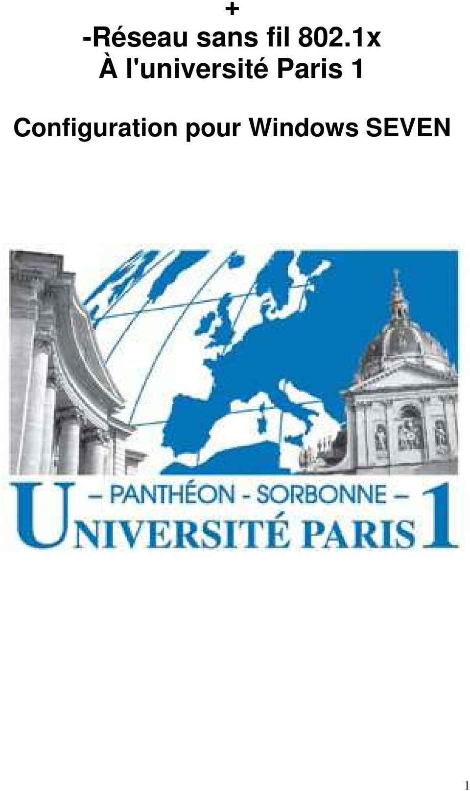 l'université Paris 1