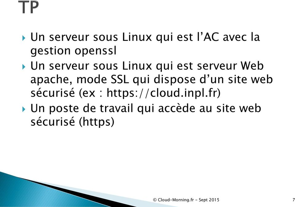 qui dispose d un site web sécurisé (ex : https://cloud.inpl.