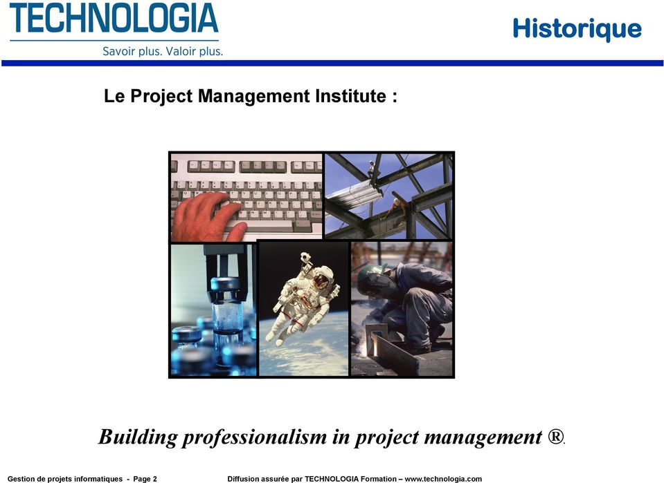 professionalism in project