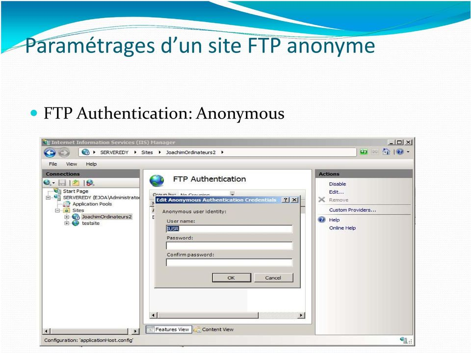 anonyme FTP