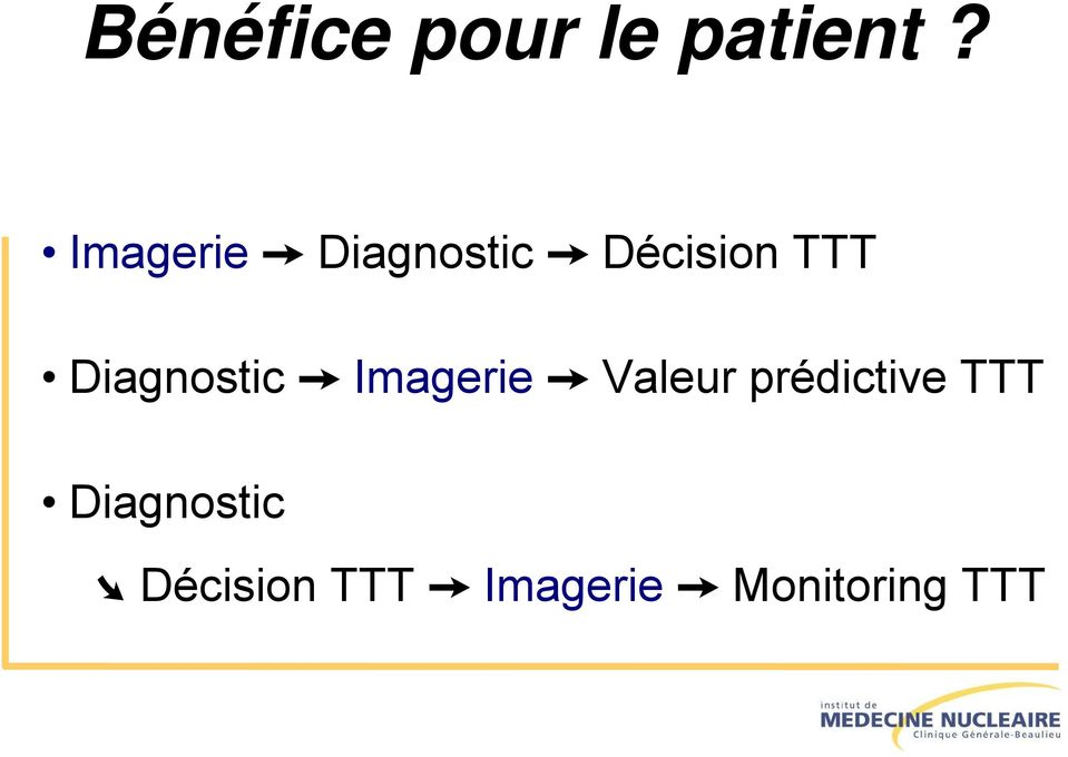 Diagnostic Imagerie Valeur