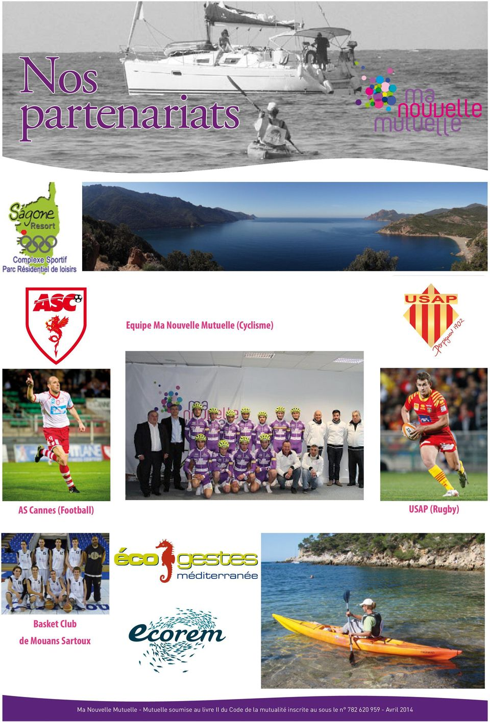 AS Cannes (Football) USAP