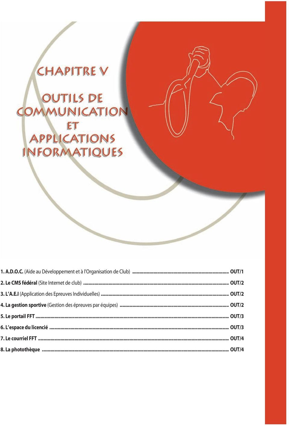 I (Application des Epreuves Individuelles)... OUT/2 4.