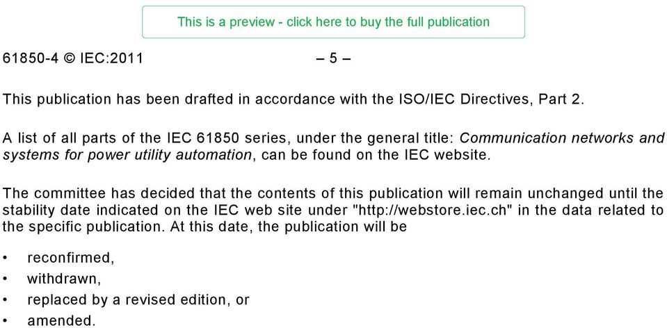 on the IEC website.