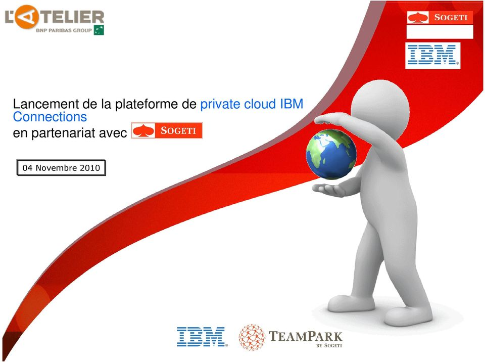 cloud IBM Connections en