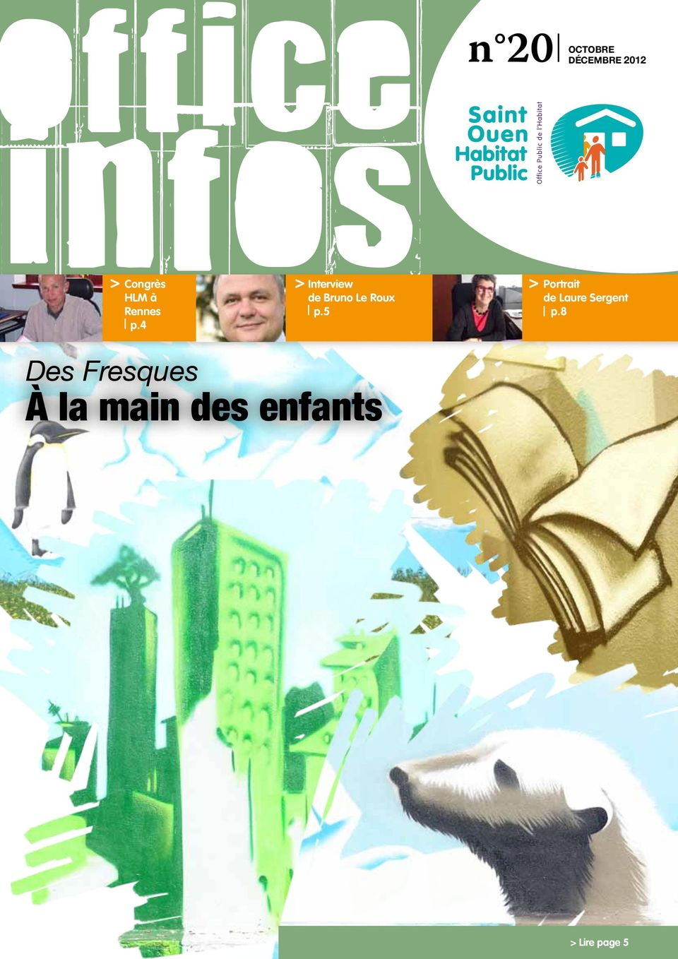 4 > Interview de Bruno Le Roux p.