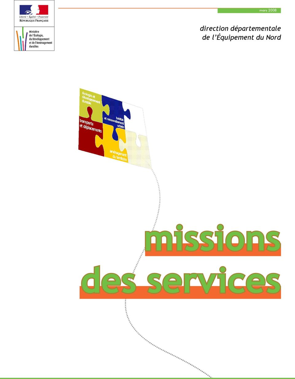 services mars 2008 Fiches missions
