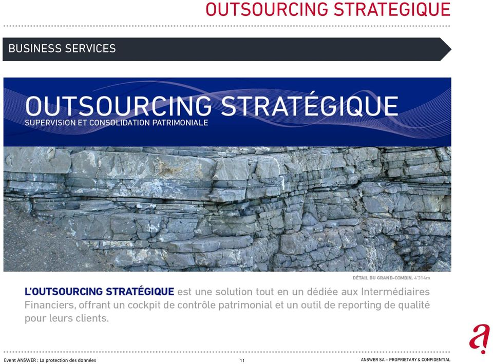 OUTSOURCING/BUSINESS PROCESS INSOURCING