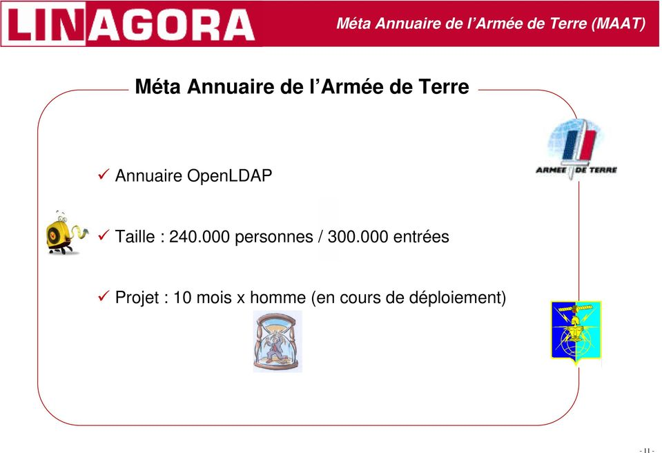 Taille : 240.000 personnes / 300.