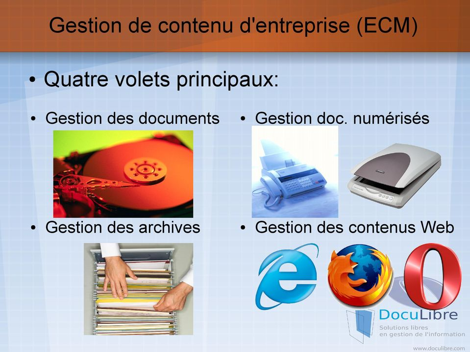 documents Gestion doc.