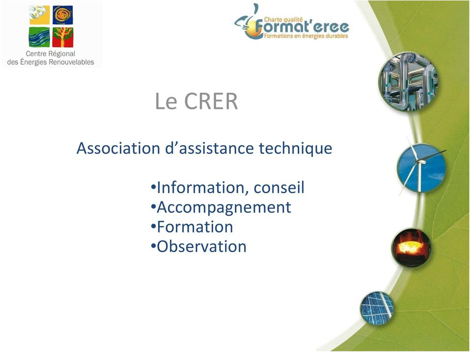 Information, conseil