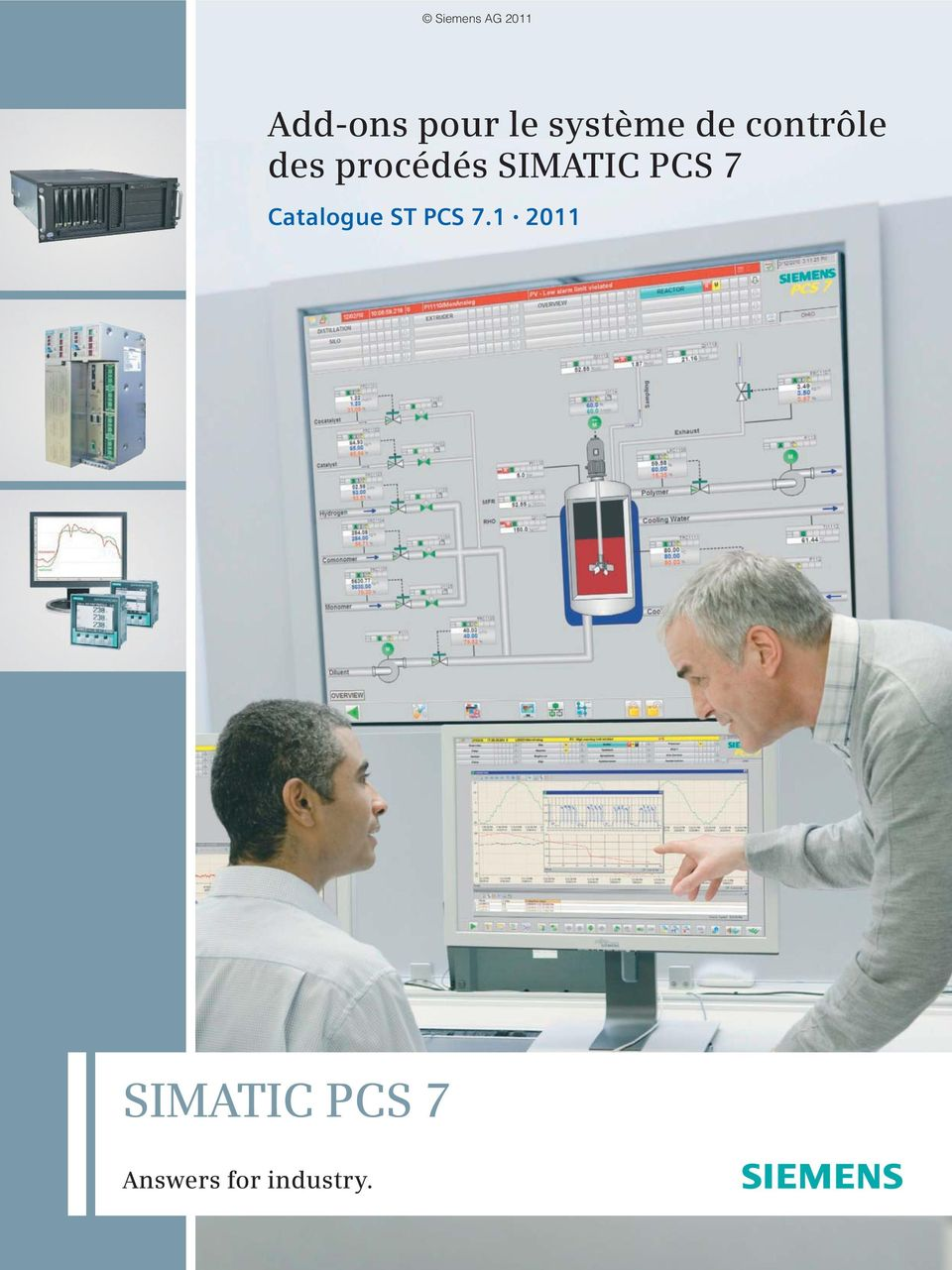 PCS 7 Catalogue ST PCS 7.